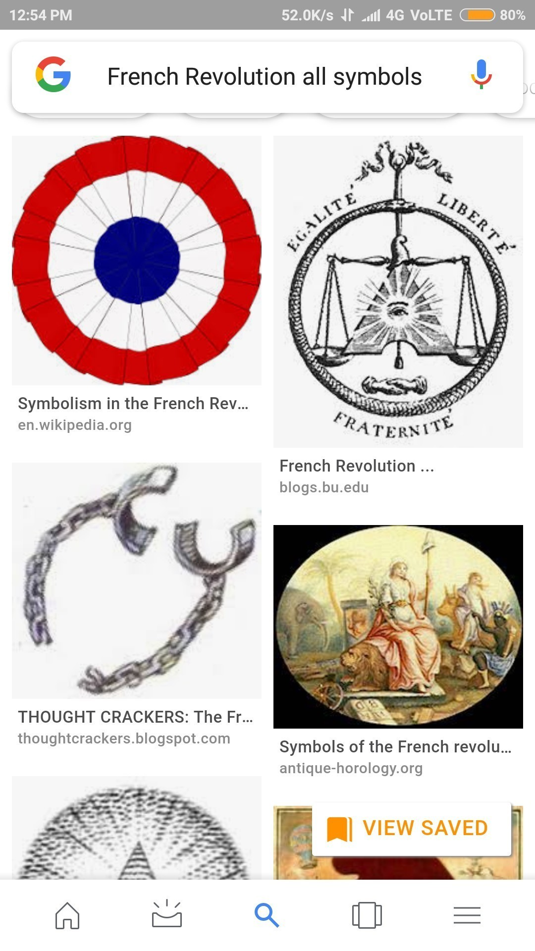 Drow All The Symbols Which Came Up During The French Revolution And