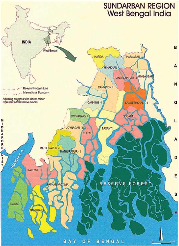 Article on sundarban delta - Brainly in