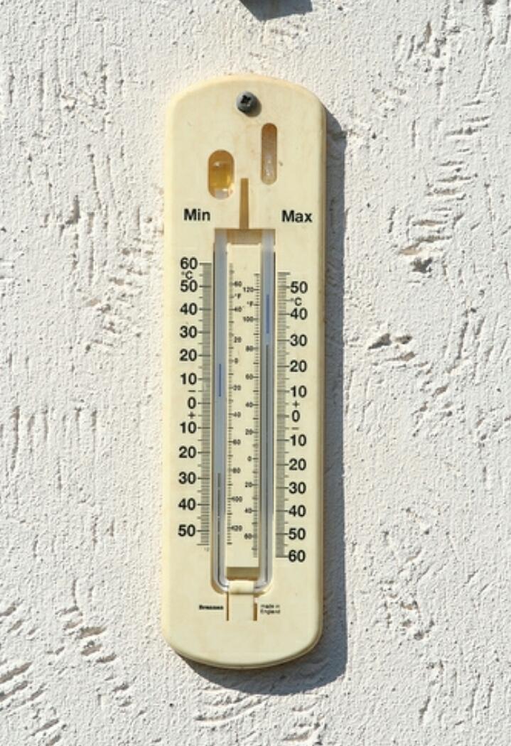 explain the setup of six 39 s maximum and minimum thermometer. Black Bedroom Furniture Sets. Home Design Ideas