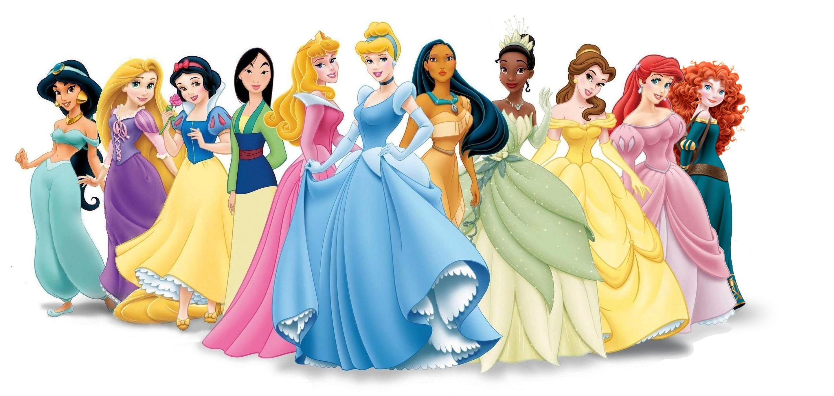 Princess plural