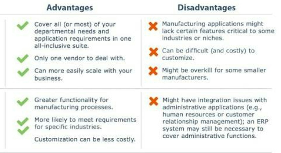 Advantages And Disadvantages Of Customized Accounting