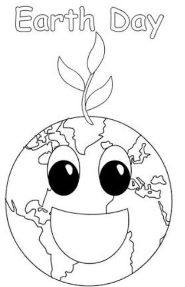 Article On Earth Day With A Drawing Brainly In