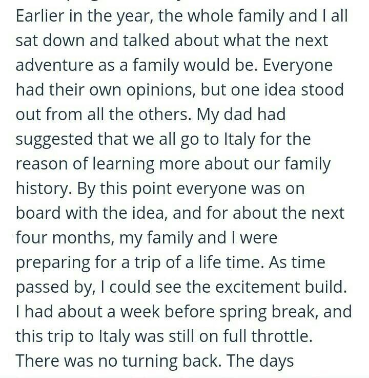 Essay topics about italy pay to get finance blog