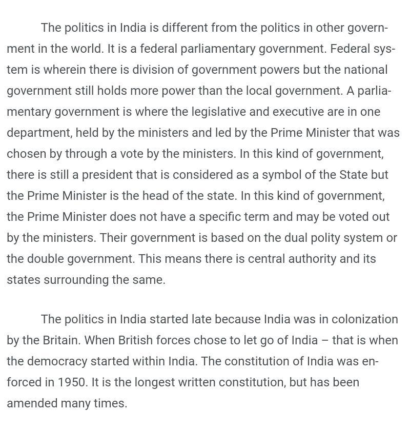political culture in india ppt