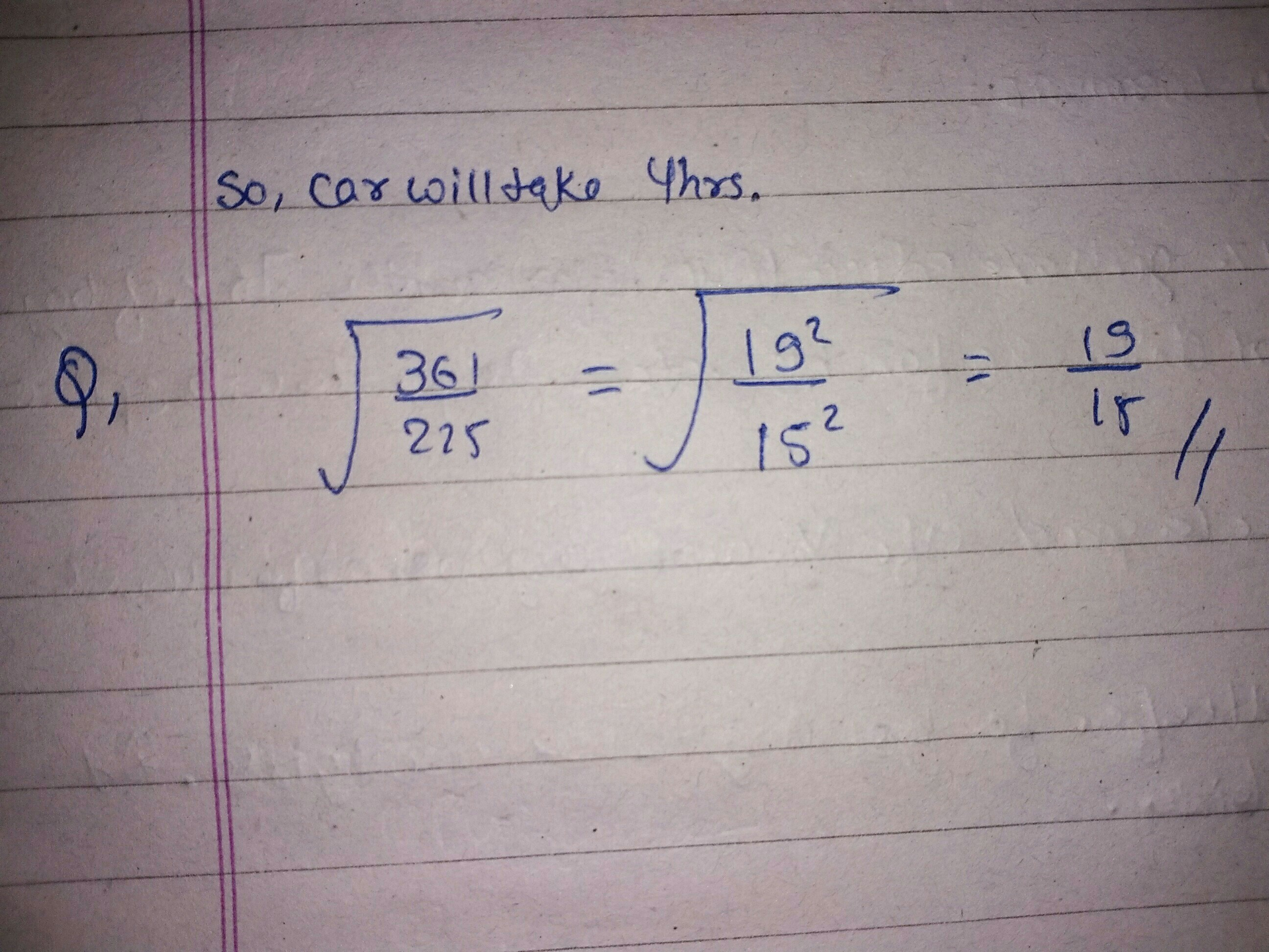 Find The Square Root Of 361 225 Brainly In In other words, a number y whose square (the result of multiplying the number by itself, or y ⋅ y) is x. square root of 361 225 brainly