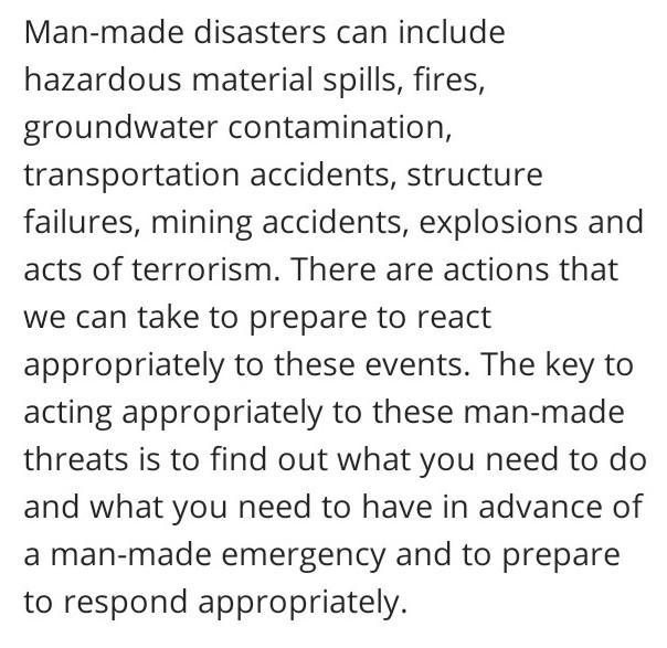 Essay about man made disasters abortion thesis statement