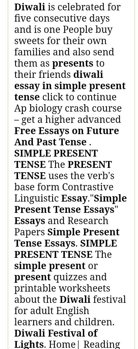 Help With Essay Papers  Essay Writing High School also Purpose Of Thesis Statement In An Essay Essay On Diwali In Simple Present Tense   Brainlyin Essay About Healthy Food