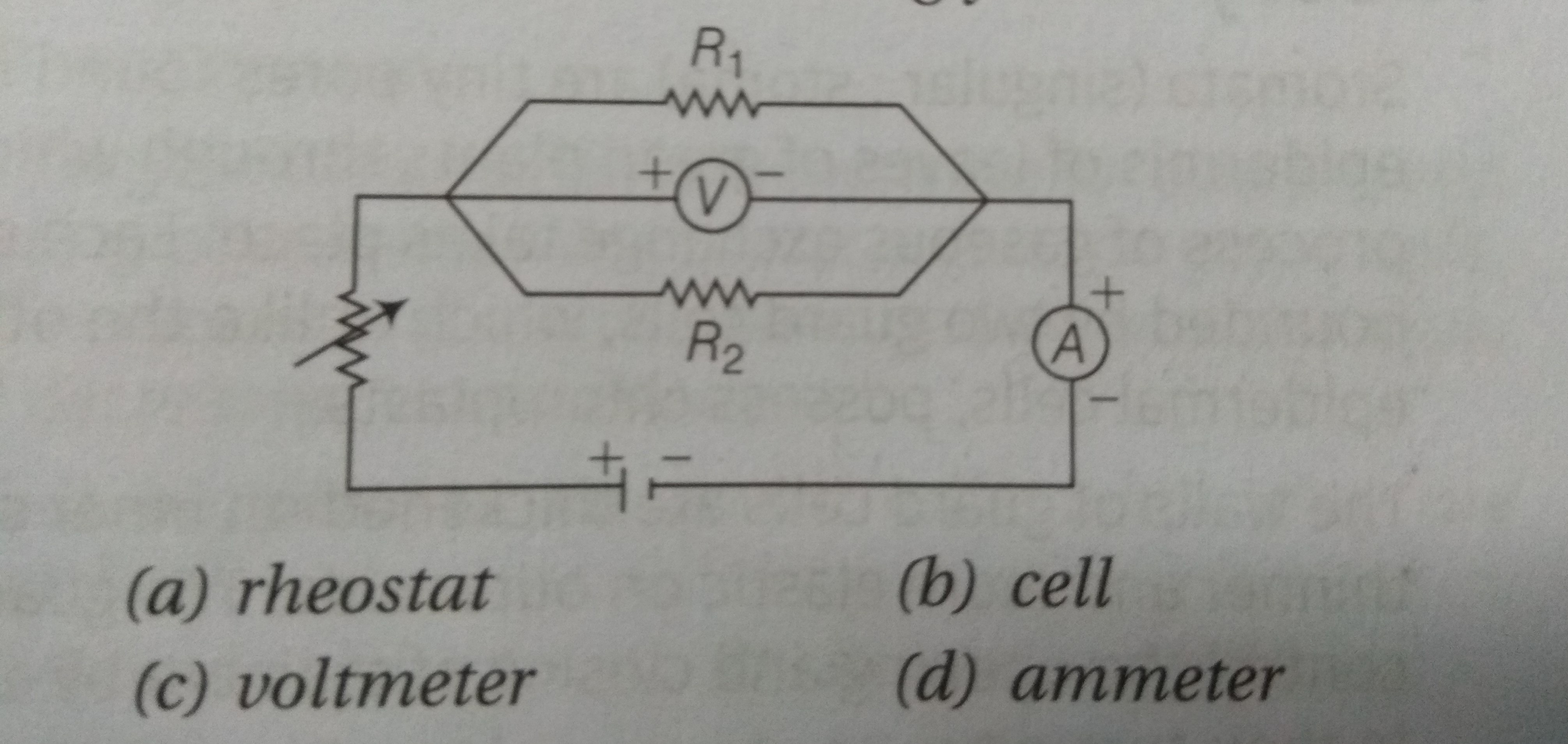 To Determine The Equivalent Resistance Of Two Resistors In Parallel Circuit Download