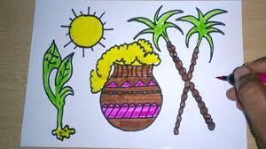 Tommorow Is My Art Competition I Want A Simple And Easy Drawing On