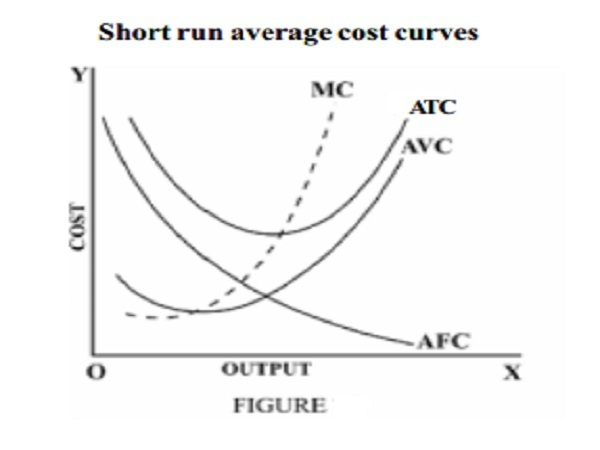 average cost and marginal cost curves