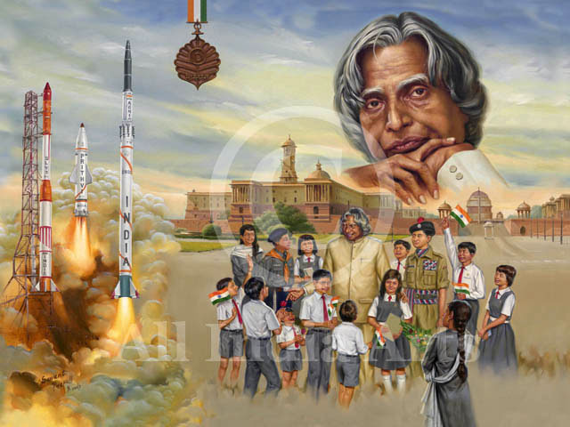 the missile man Find out about his scientific career and why was apj kalam called the missile man of india.