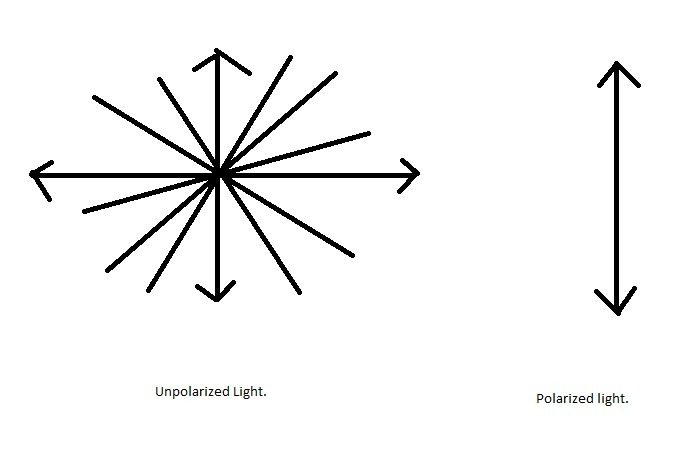 what is meant by polarisation of light