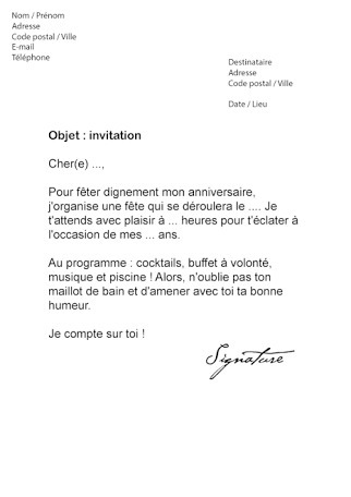 I want to write an invitation letter to friend in french brainly download png stopboris Gallery