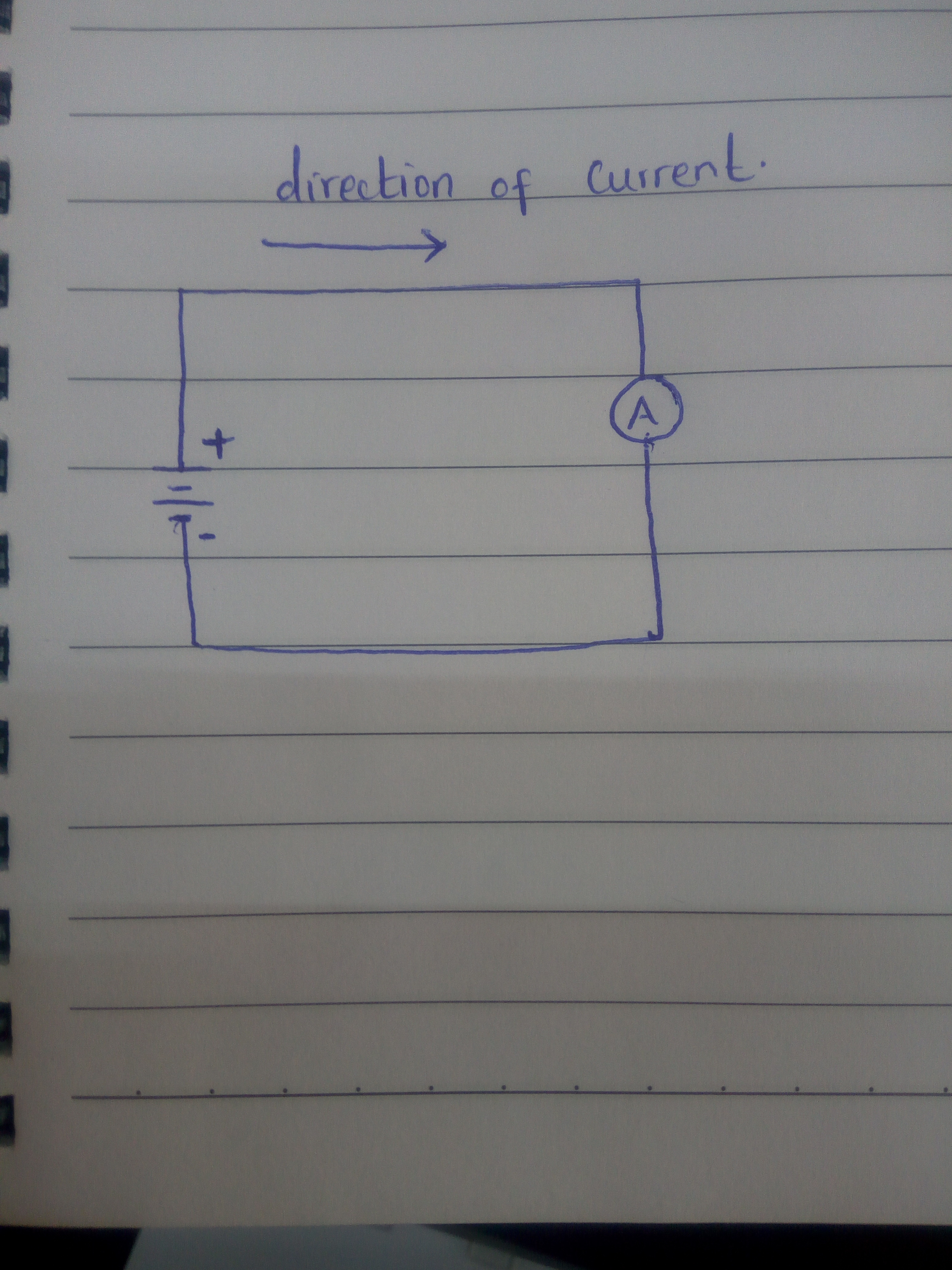 State Ohms Law Draw Circuit Diagram To Verify This Indicating Wiring On 6 Volt Positive Ground For Meter Download