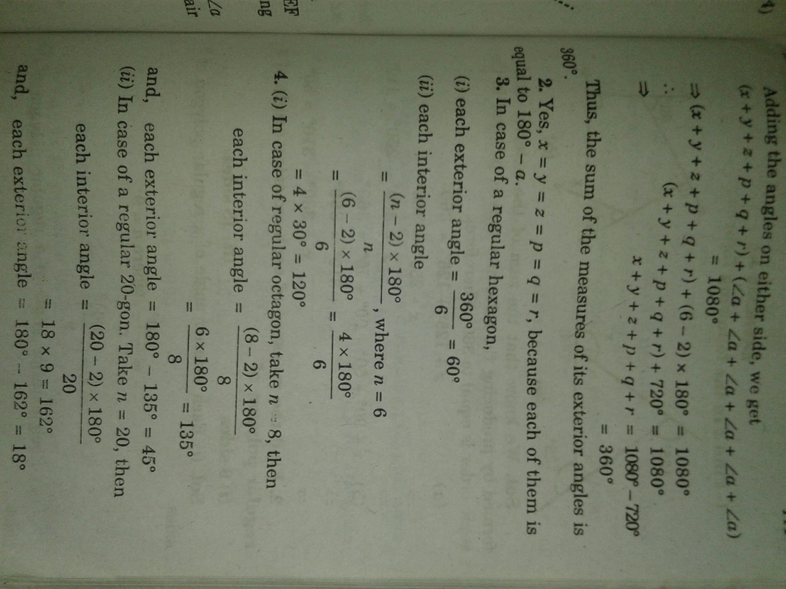 Maths class 8 ncert Question try these page no 43 - Brainly in