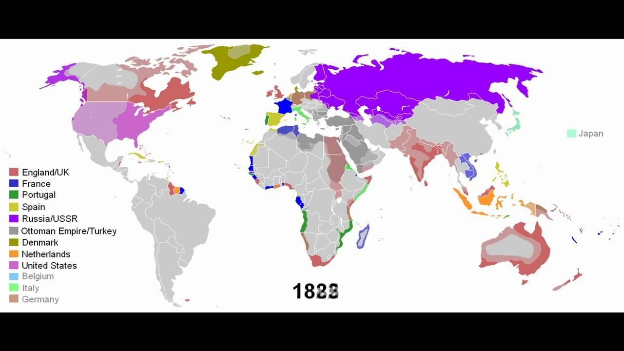 Image of: Locate The Portuguese Dutch British And French Colonies In The World Map Brainly In