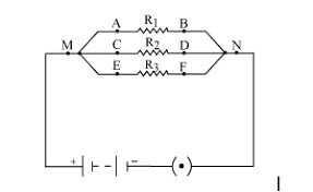 Remarkable Draw A Circuit Diagram To Show Three Resistors Connected In Parallel Wiring Digital Resources Indicompassionincorg