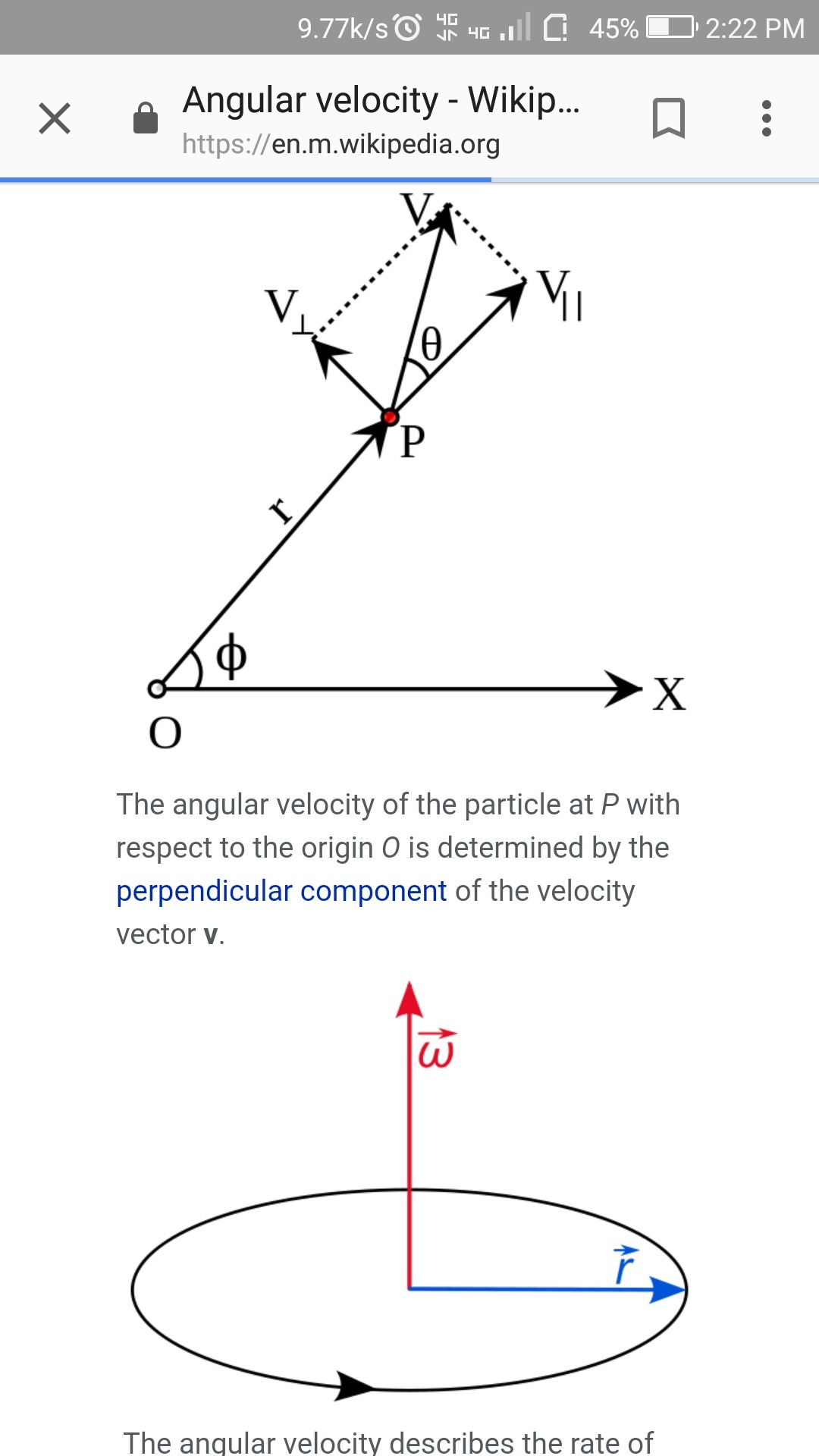 Express in diagram angular velocity as a vector quantity brainly download jpg ccuart Image collections