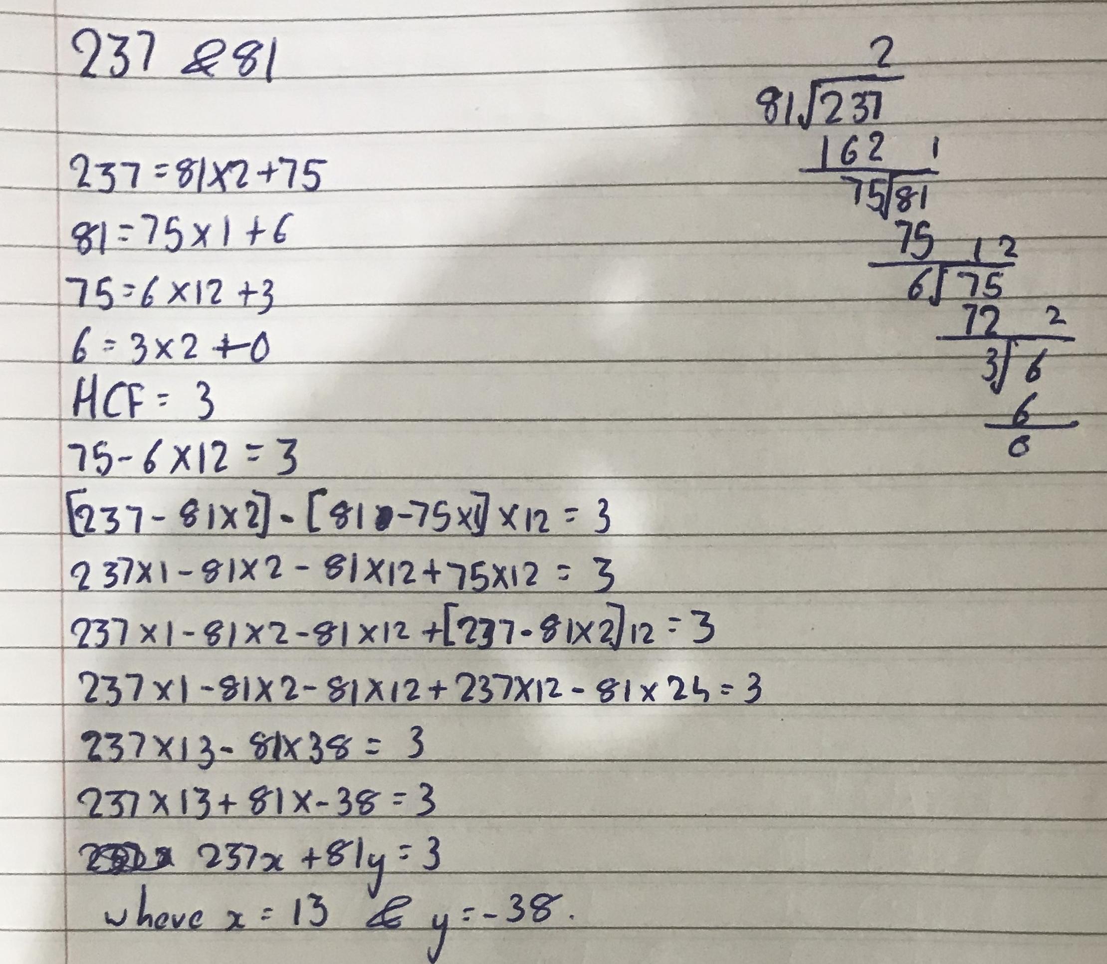 ułóż odpowiednie równania (matematyka z plusem)zad.2
