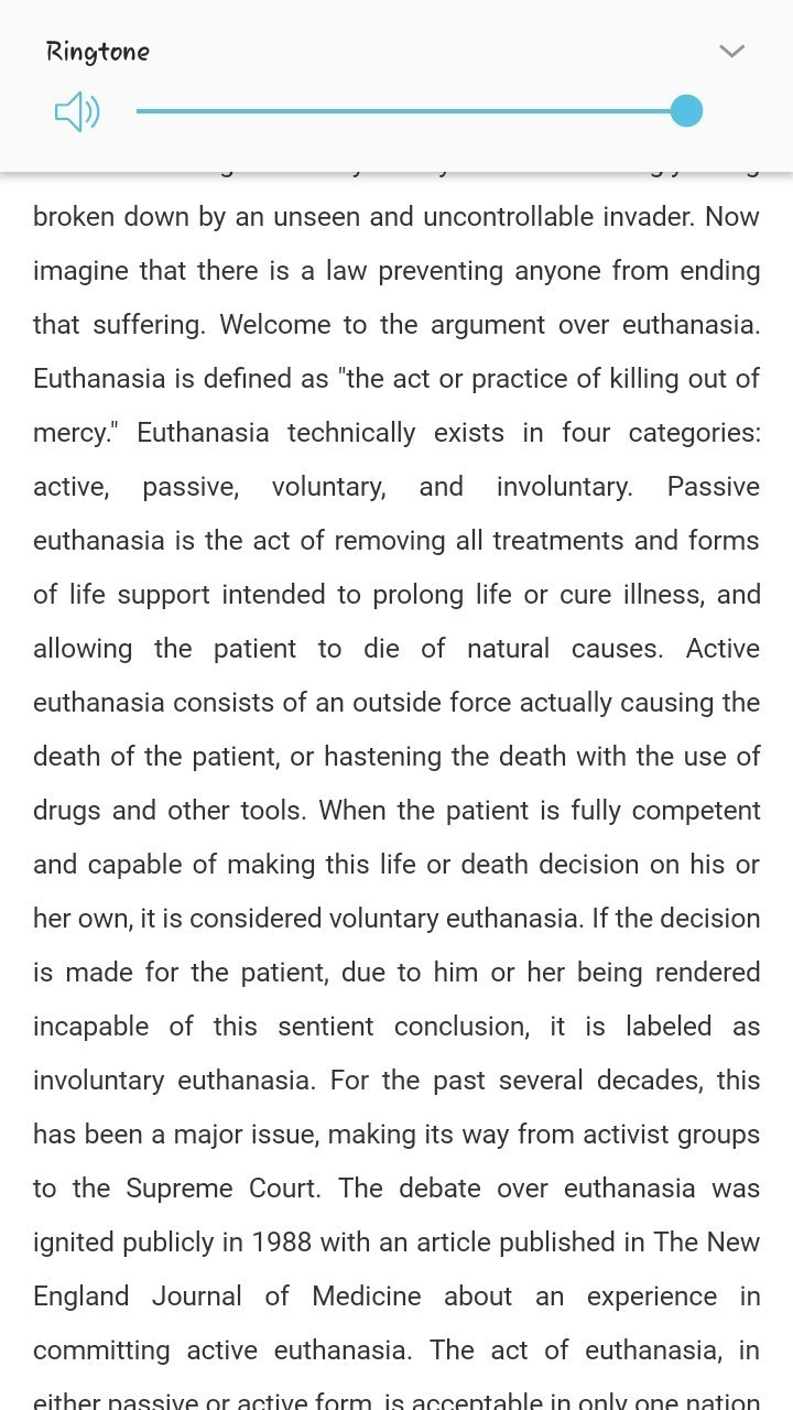 write an essay about   euthanasia  mercy killing   brainlyin download jpg