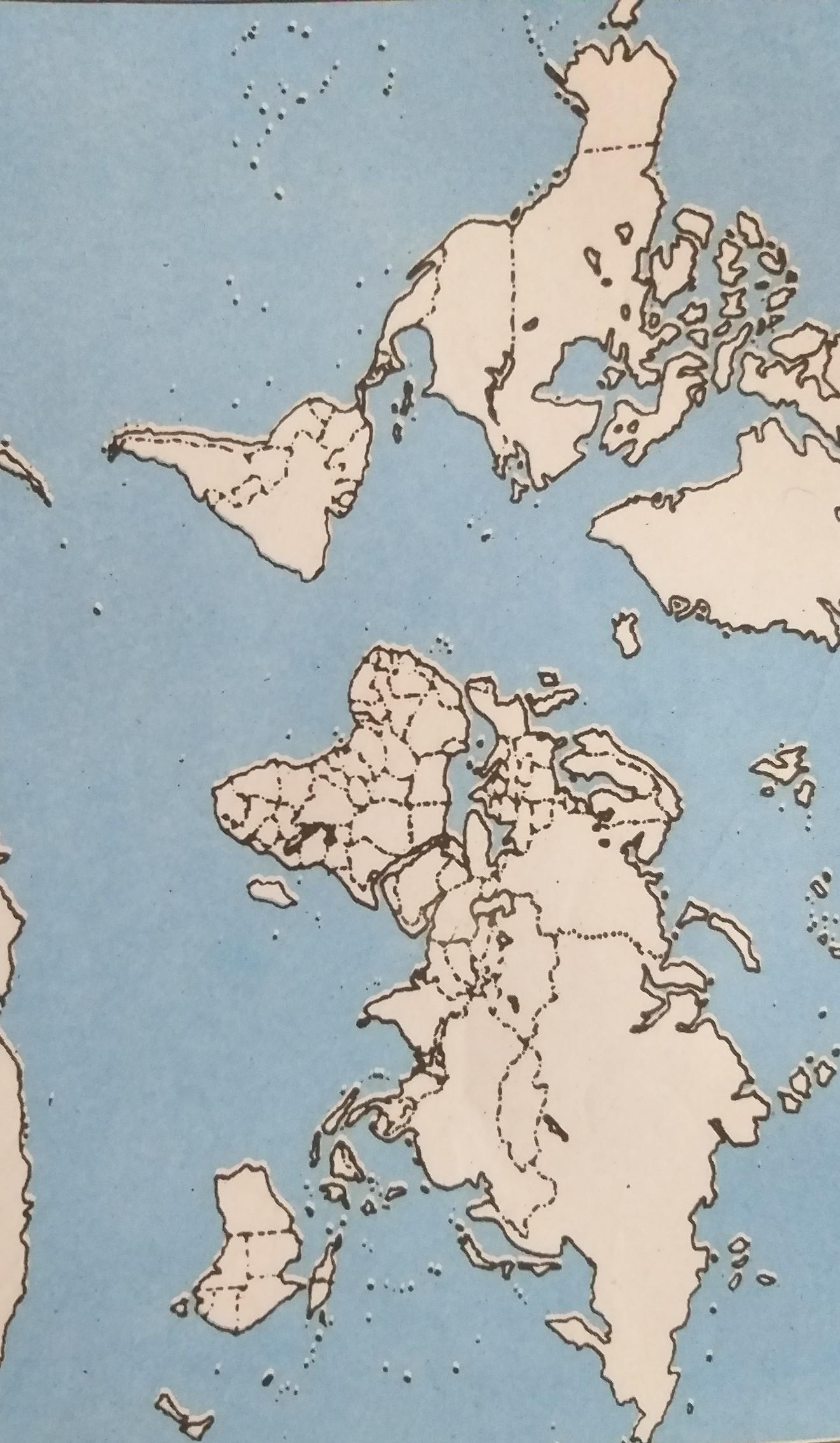 Picture of: On A Political Map Of The World Mark The Following 1 Netherlands 2 Home Of Dutch 3 Portugal 4 Brainly In