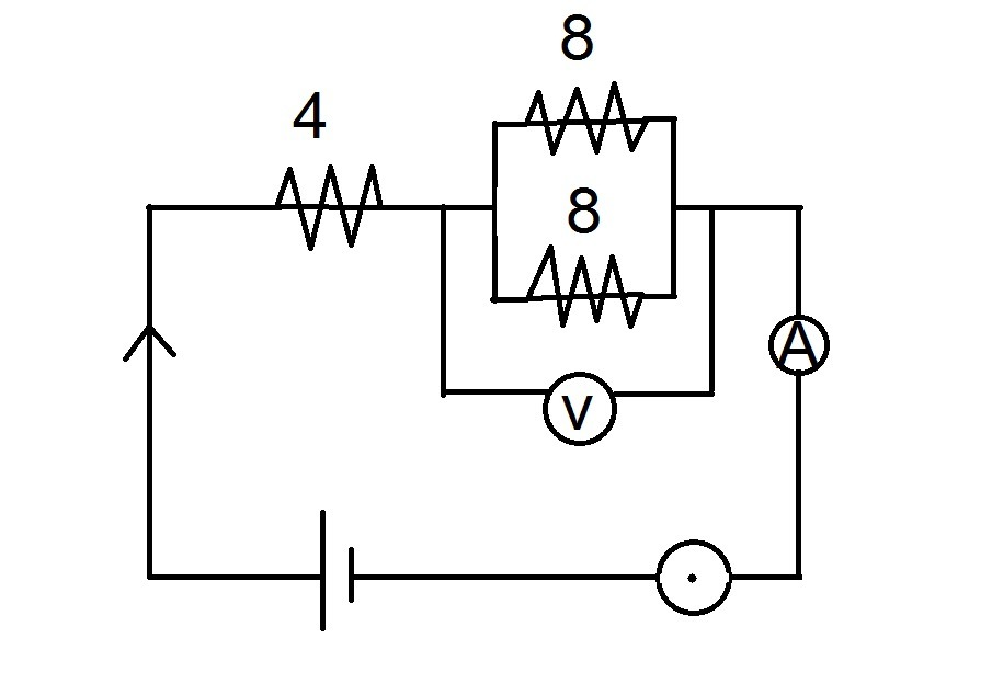 Draw a circuit diagram of an electric contaning a cell, a key, an ...