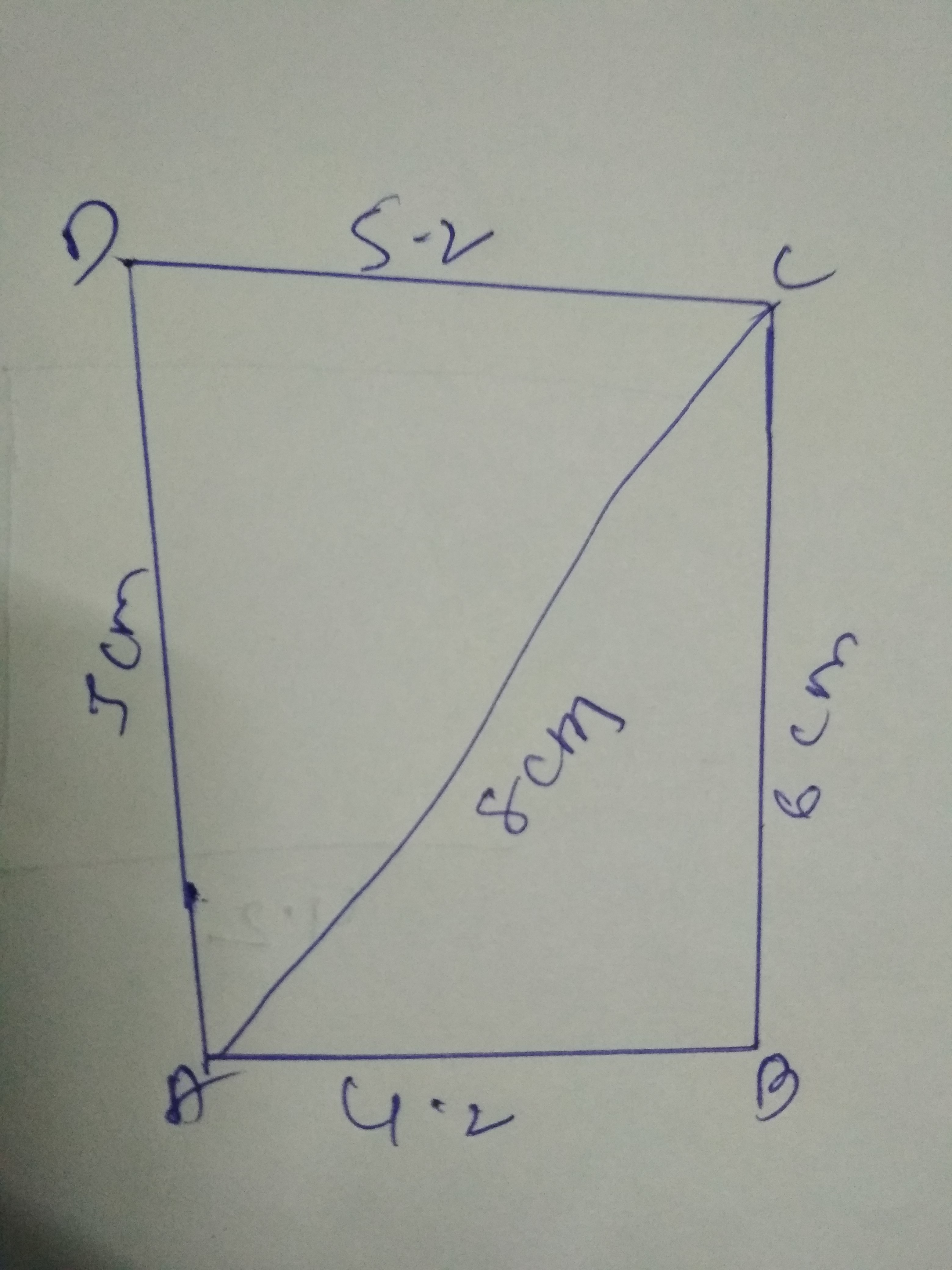 Contruct a quadrilateral abcd in which ab 42 cmbc 6cm cd 52 download jpg ccuart Gallery