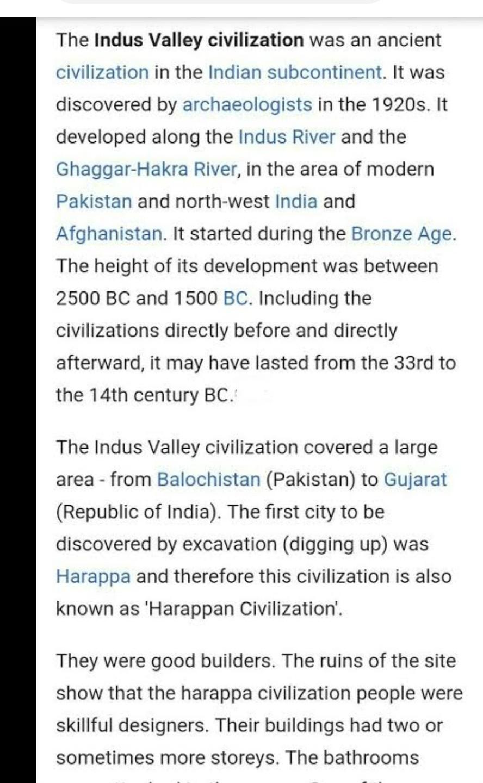 Indus Valley Civilization Essay – blogger.com