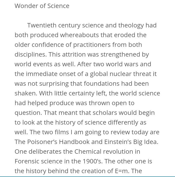 Words Essay On Wonder Of Science  Brainlyin  Words Essay On Wonder Of Science