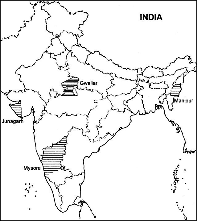 gwalior in india map Where Is Gwalior In The Political Map Of India Brainly In gwalior in india map
