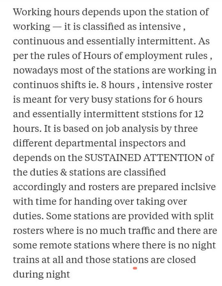 What is the life of stationmaster of a busy railway station write a