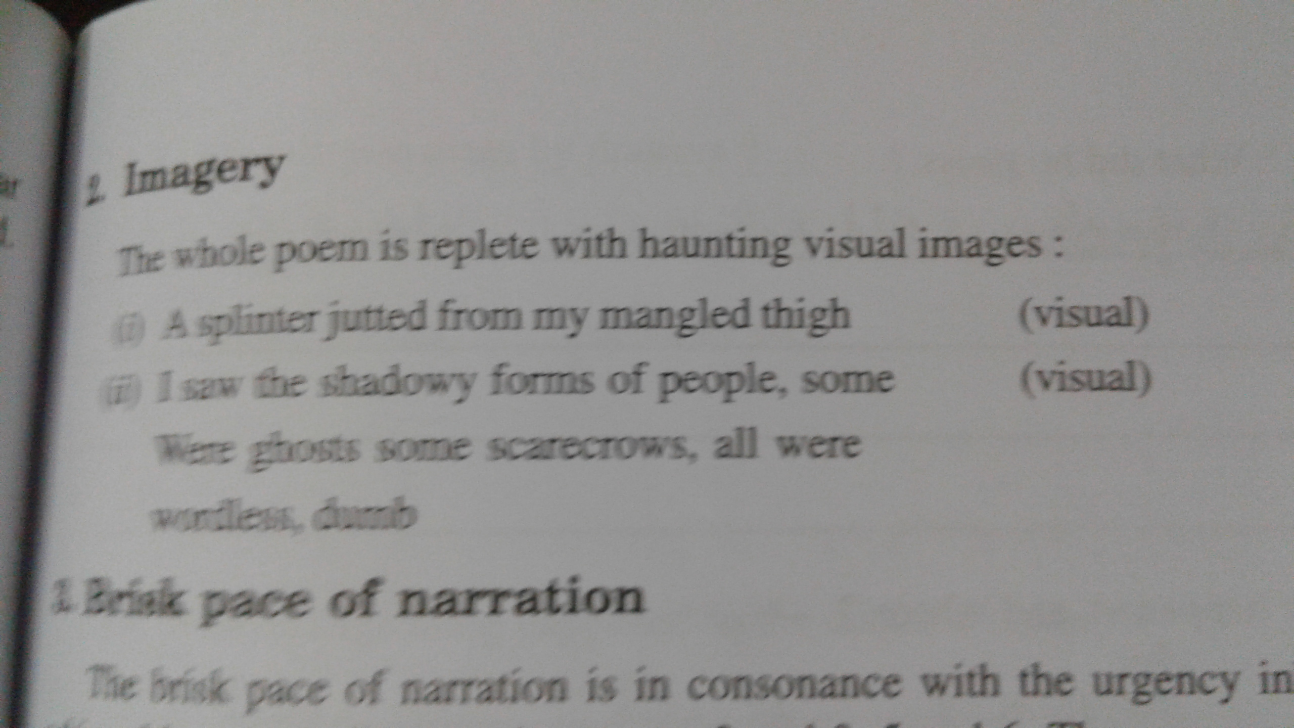 What Is The Imagery Of The Poem A Doctors Journal Entry For August
