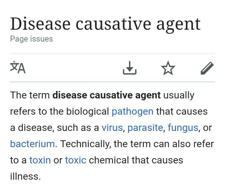 what are pathogenic disease mentio their causative - Brainly in