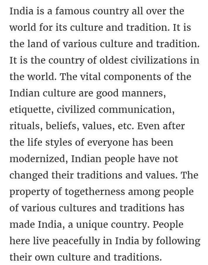 essay on india culture   brainlyin download jpg