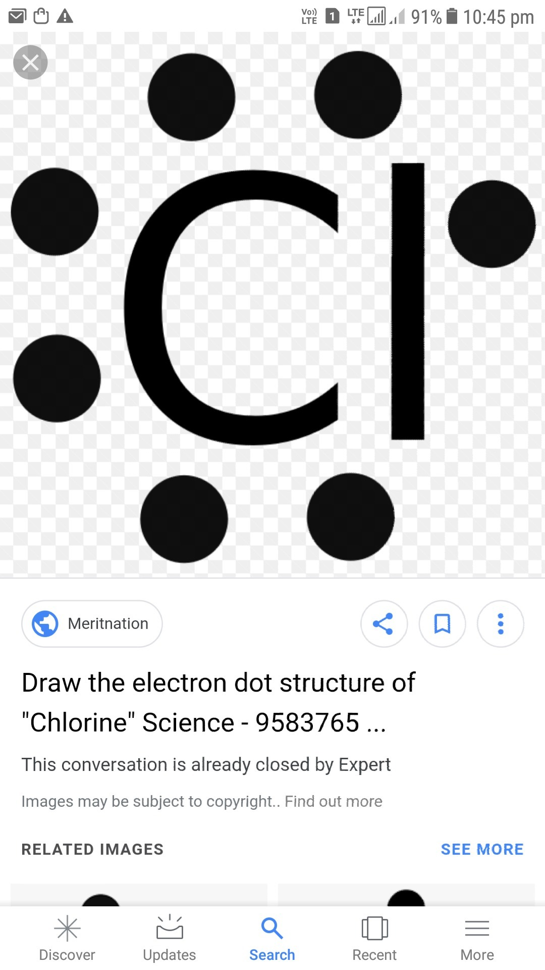 Lewis Dot Diagram For Chlorine