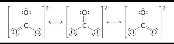 explain Lewis structure of co3^2- - Brainly.in