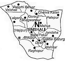 Ujjain India Map.Where Is Vaishali And Ujjain Located In India Political Map Pls