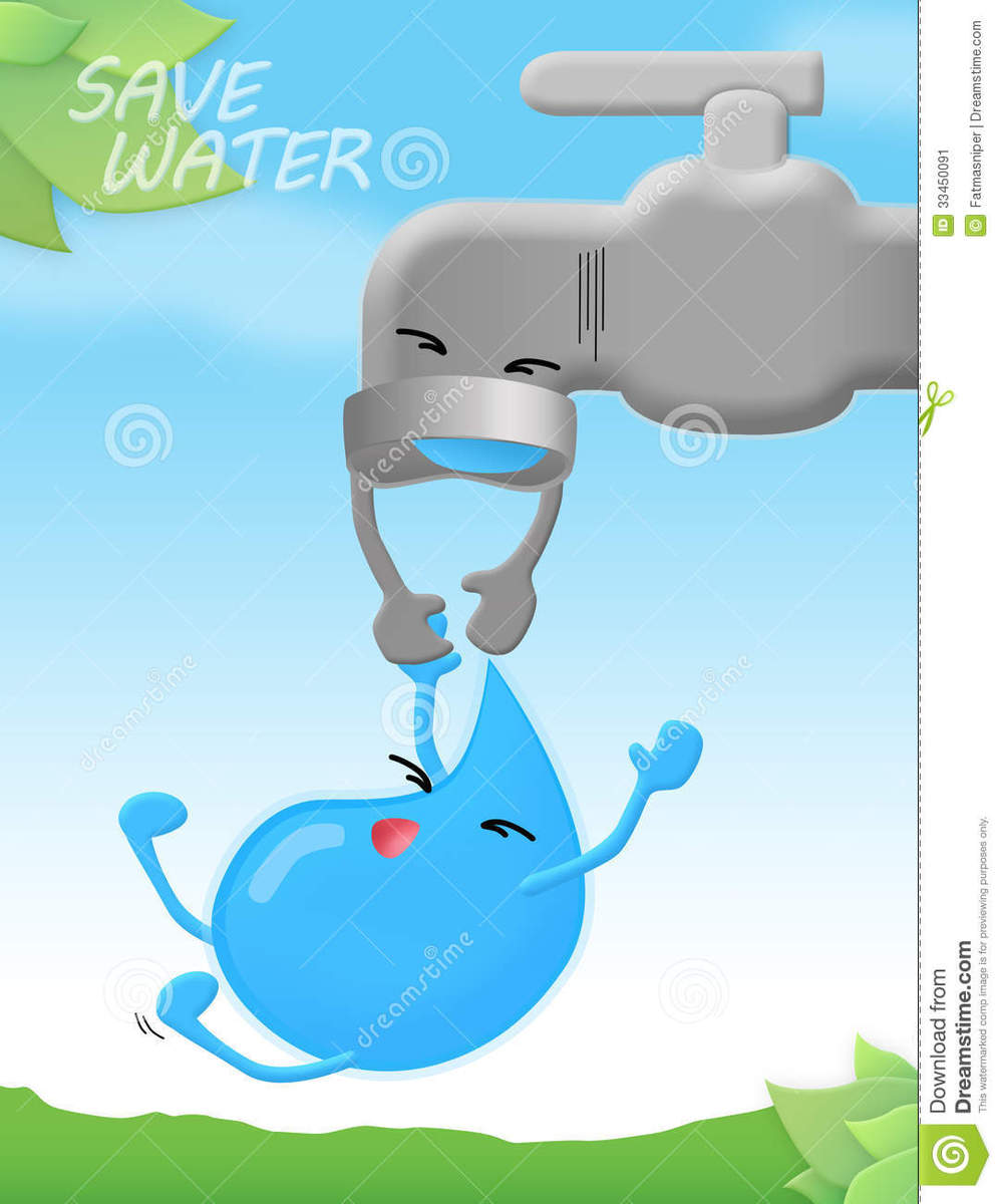 essay writing on save water