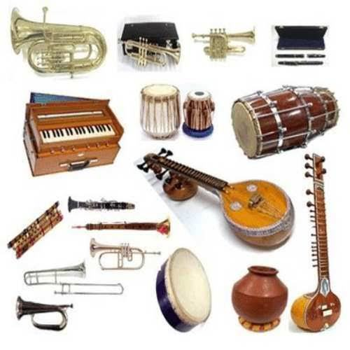 Name Of Musical Instruments In Sanskrit With Pictures Brainlyin