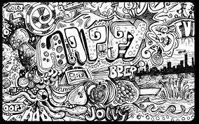 what is doodle art and also tell anyone artist of it brainly in