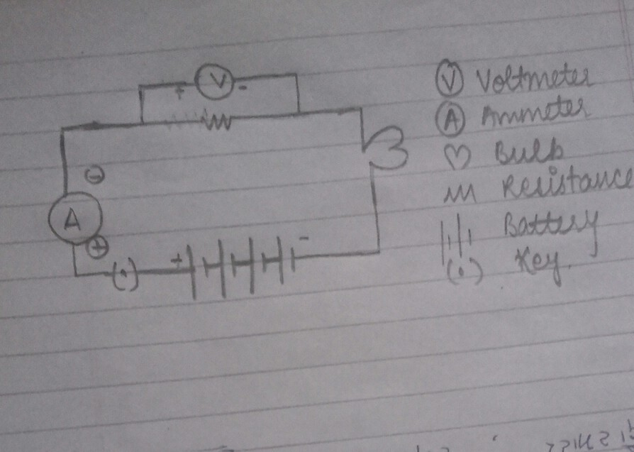 circuit diagram names draw a schematic diagram of a circuit containing the following  draw a schematic diagram of a circuit