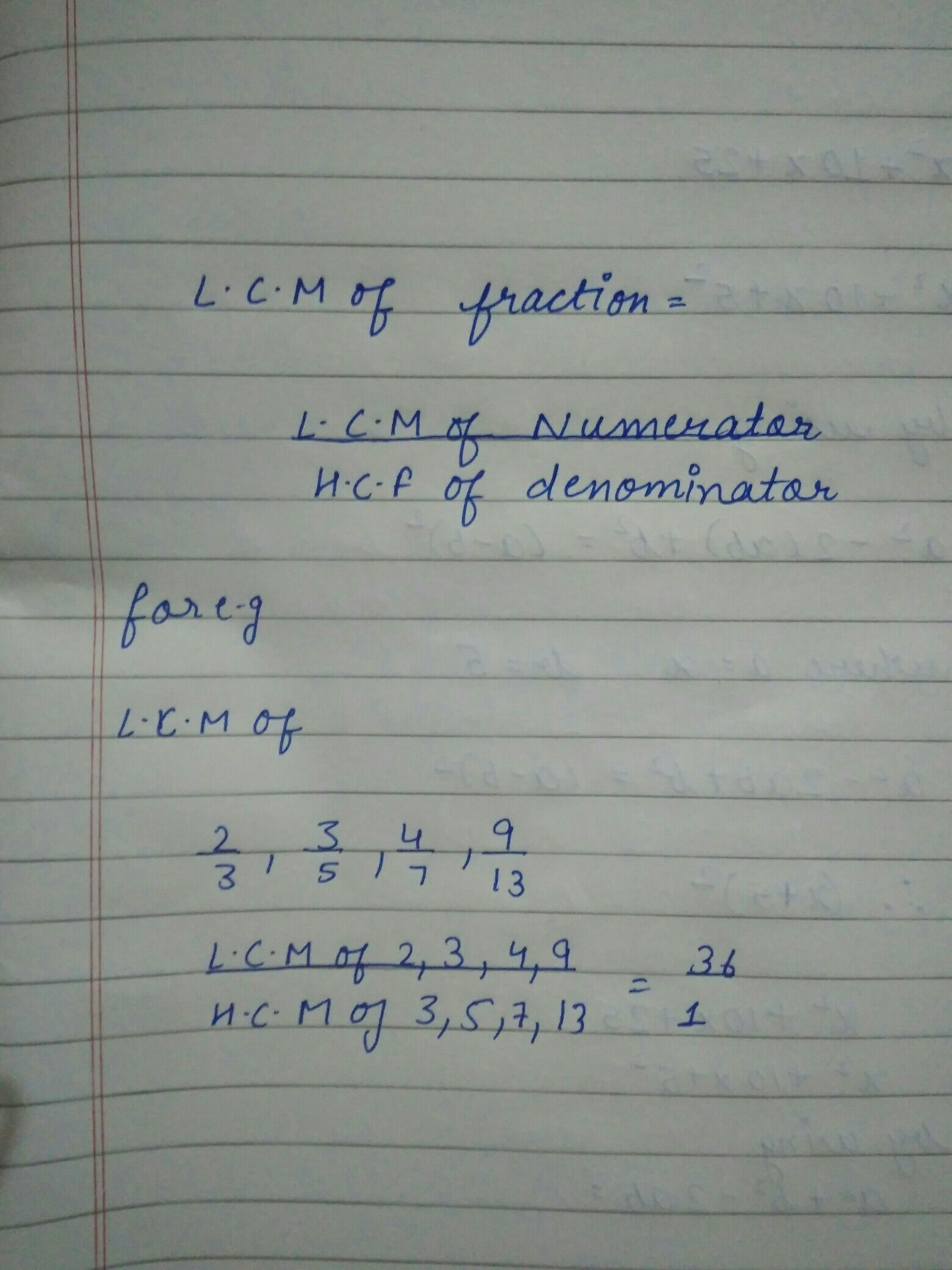 Ch. 2 fraction operationsmr. mac