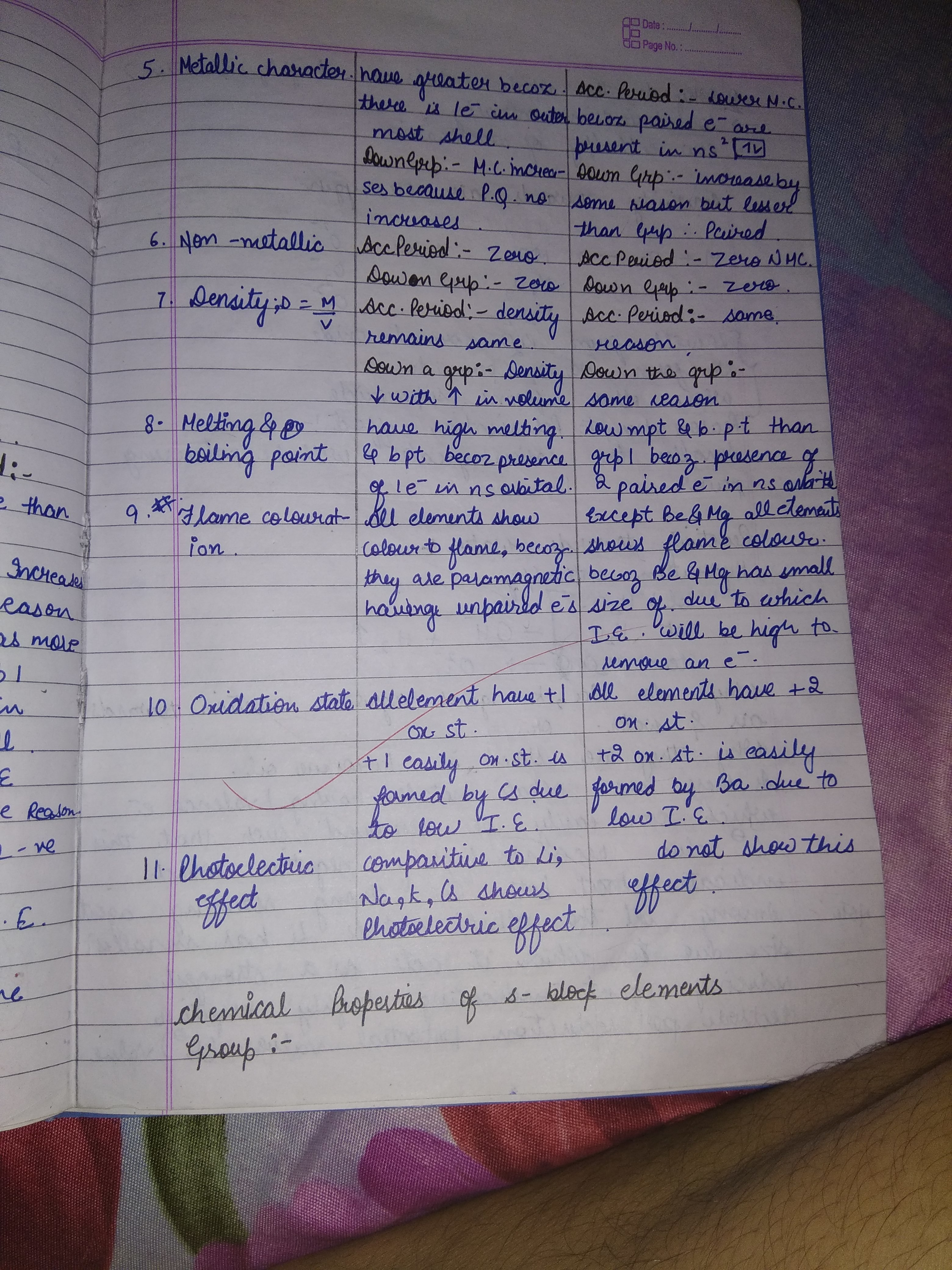 Class 11 chemistry chapter 10 notes - Brainly in
