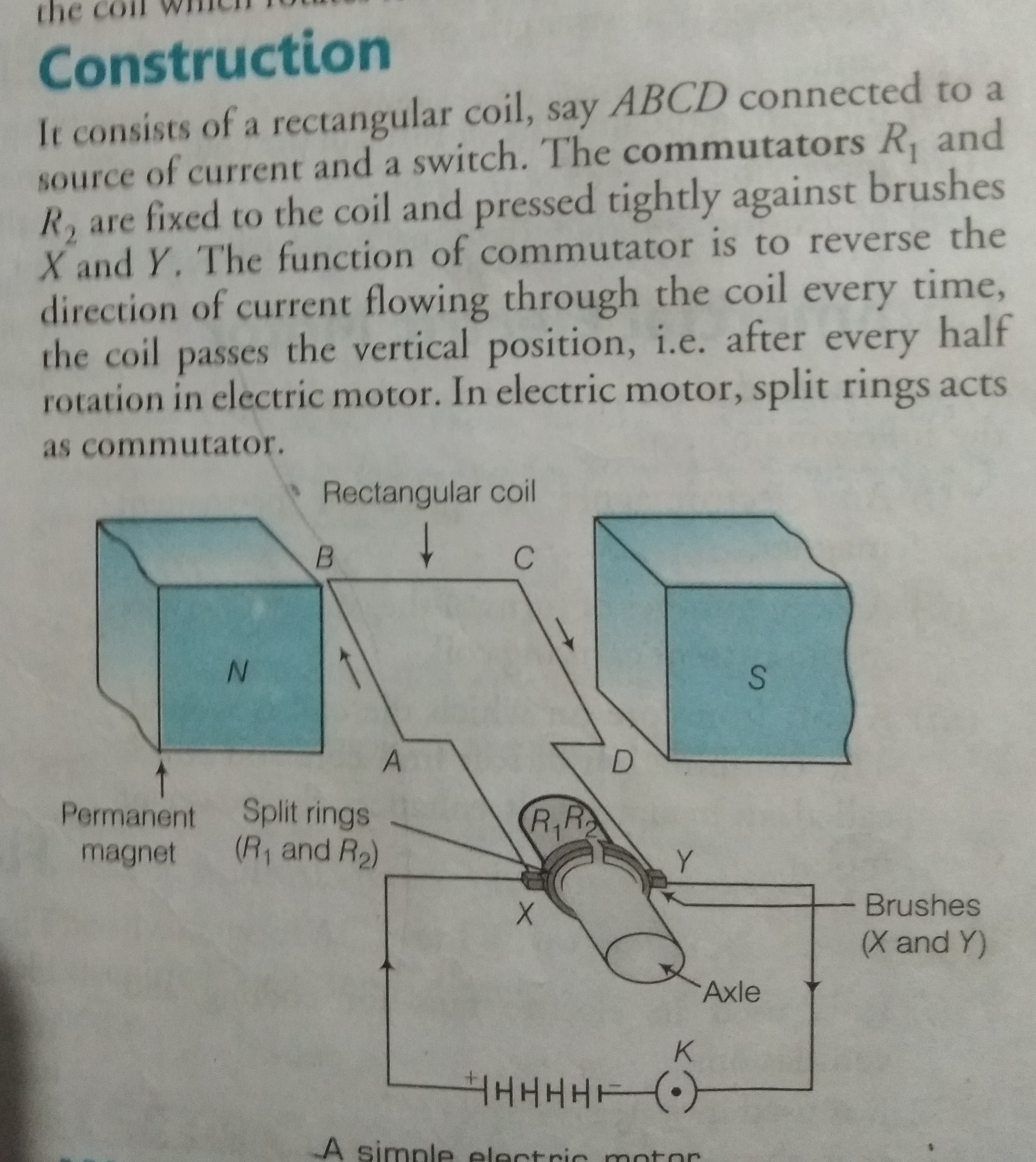 cons   of electric motor? explain in easy way - Brainly in