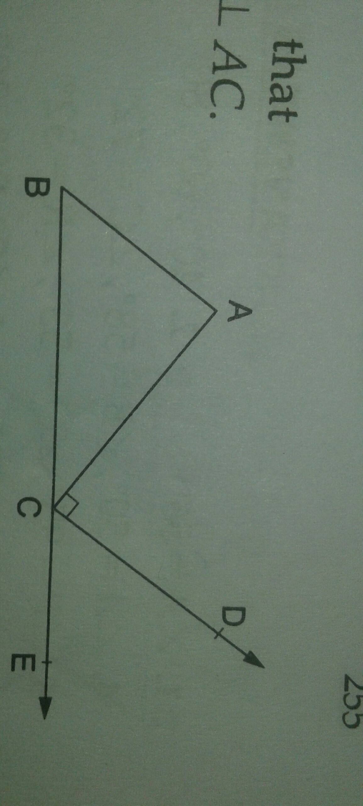 In A Triangle ABC It Is Given That Angle A Ratio Angle B Ratio Angle C Is  Equals To 3 Ratio 2 Ratio 1 - Brainly.in