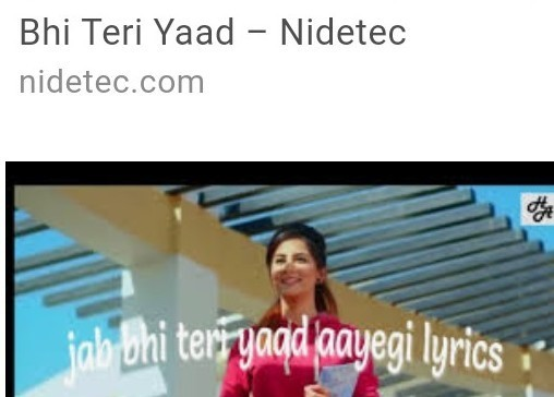 Top Five Jab Teri Yaad Aayegi Lyrics - Circus