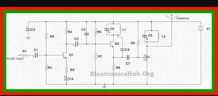 Fm transmitter circuit diagram 2km range brainly download jpg ccuart Images