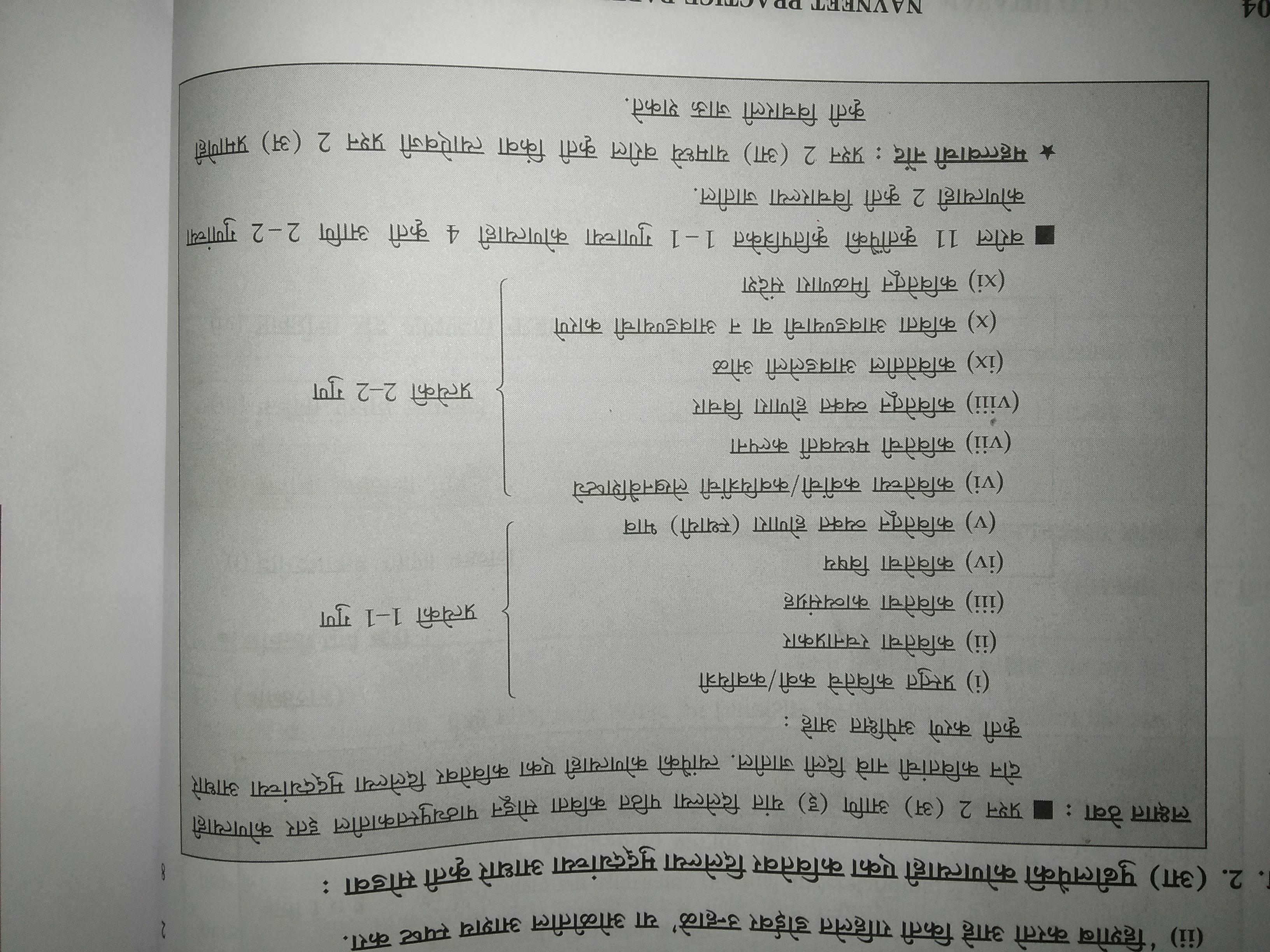 Format of appreciation of marathi poem class [ 10th Std