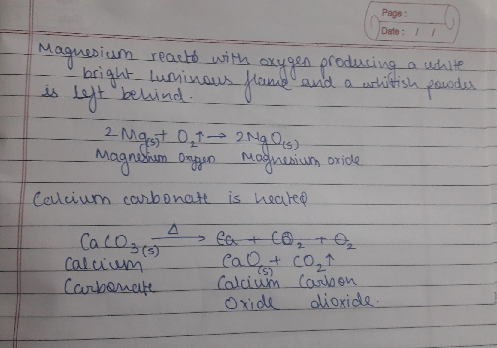 oksygen magnesium dating 23 år gamle dating 40
