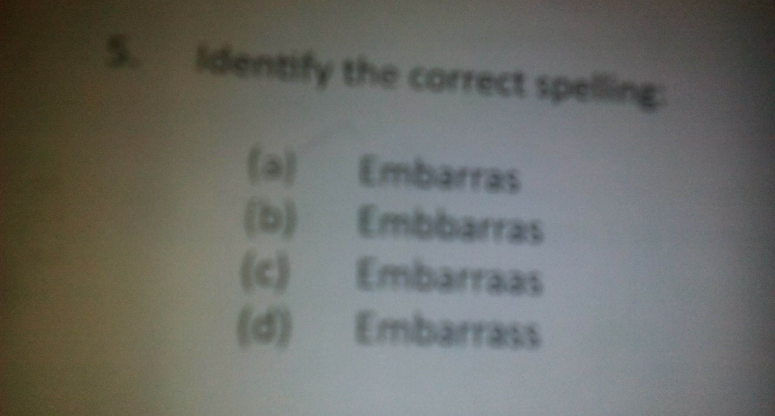 this is a English question pls answer it - Brainly in